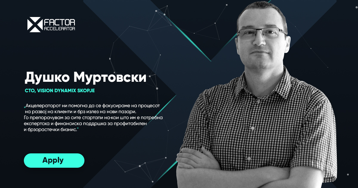 Dusko Murtovski Testimonial