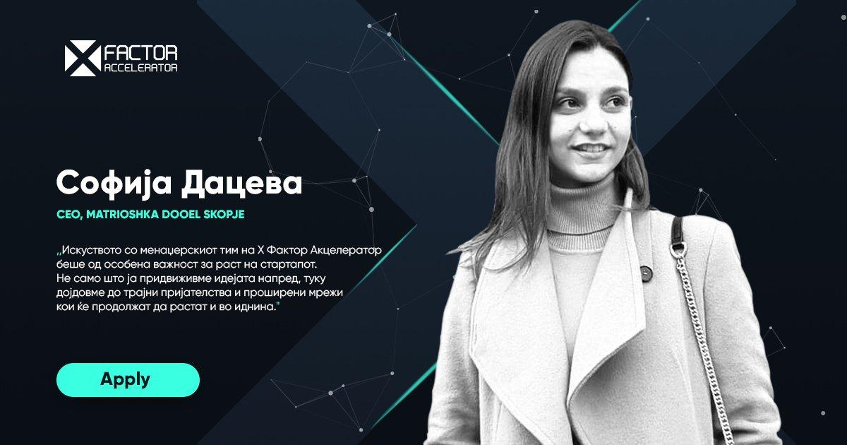 Sofija Daceva Testimonial